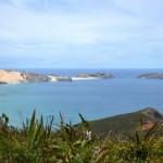 Die Tasmanische See zur Linken...