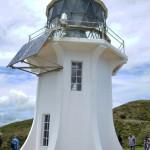 Der Leuchtturm - auf 19 Seemeilen sichtbar.