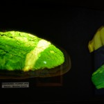 Metergroße Jadescheiben in Hokitika