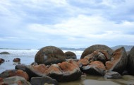 Mighty Moeraki Boulders