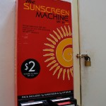 The Sunscreen Machine