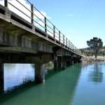 Neuseeländische Brücke...