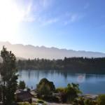 Guten Morgen am Lake Wakatipu