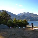 Abendliche Glückseligkeit am Lake Wanaka