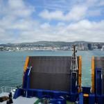 Von Wellington zur Südinsel